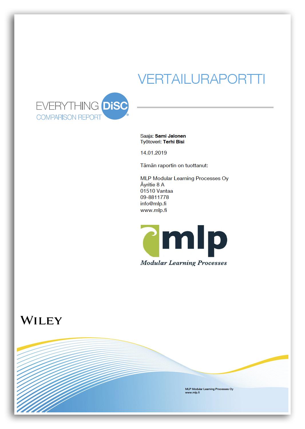 Vertailuraportti_cover