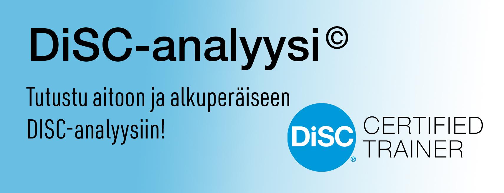Disc-analyysi-button