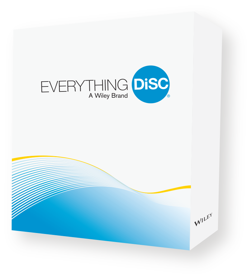 Everything DiSC Box 1